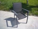 UNT-002-C铝叠装椅