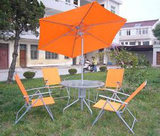 UNT-004铁三档椅6件套
